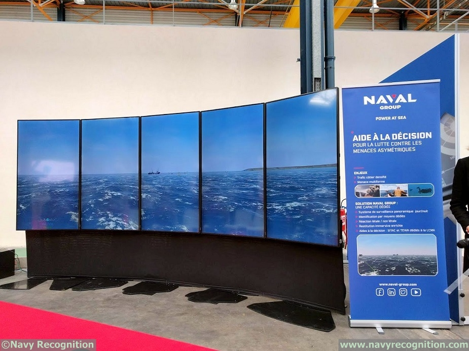 Preparing for the Future Naval Group Presented its Latest Innovations 2
