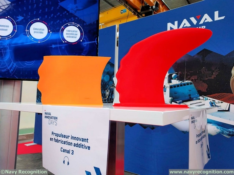 Preparing for the Future Naval Group Presented its Latest Innovations 3