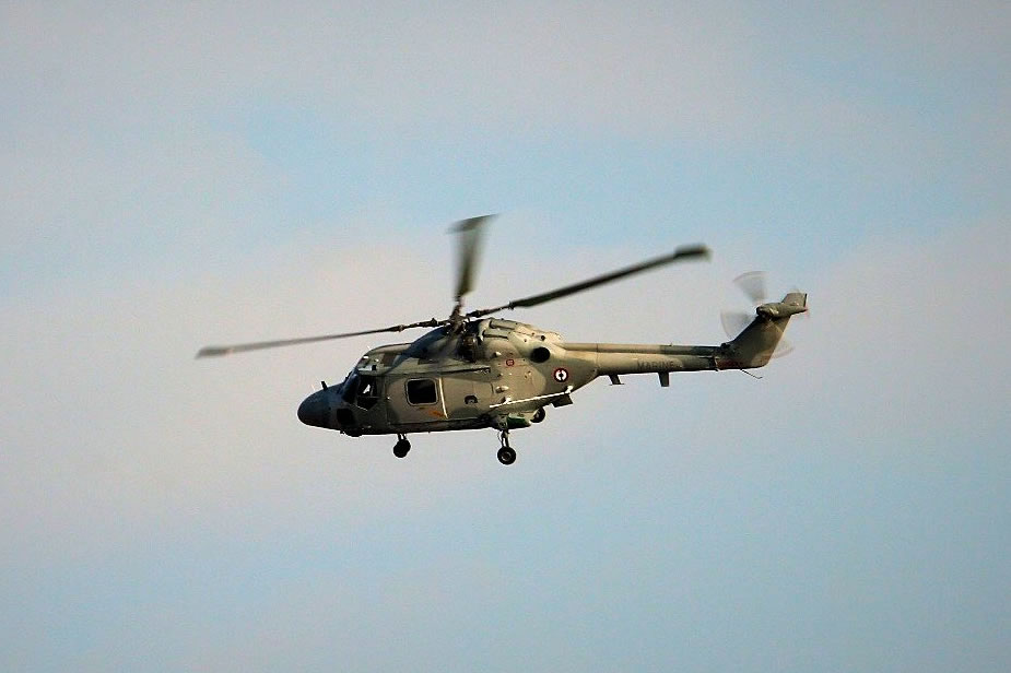 French Navy Receives First Upgraded Lynx WG 13 Helicopters