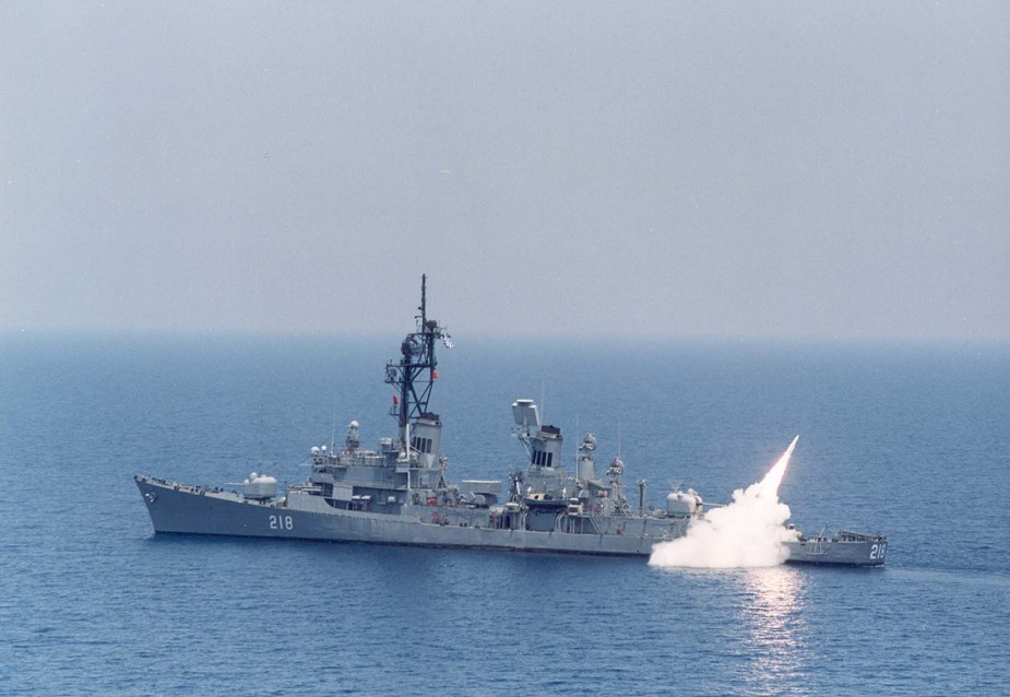 Inverted Bow Warships Back in the Aegean Sea 2