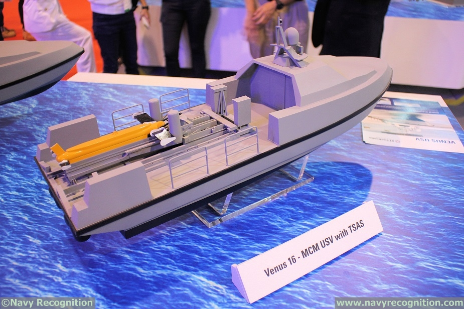 Republic of Singapore Navy Unveils its Smart Defence Initiatives 3