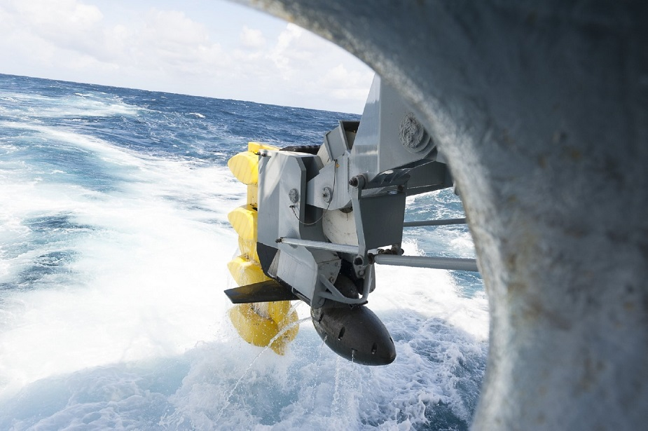 Thales in anti submarine warfare sonar trials with Royal Navy