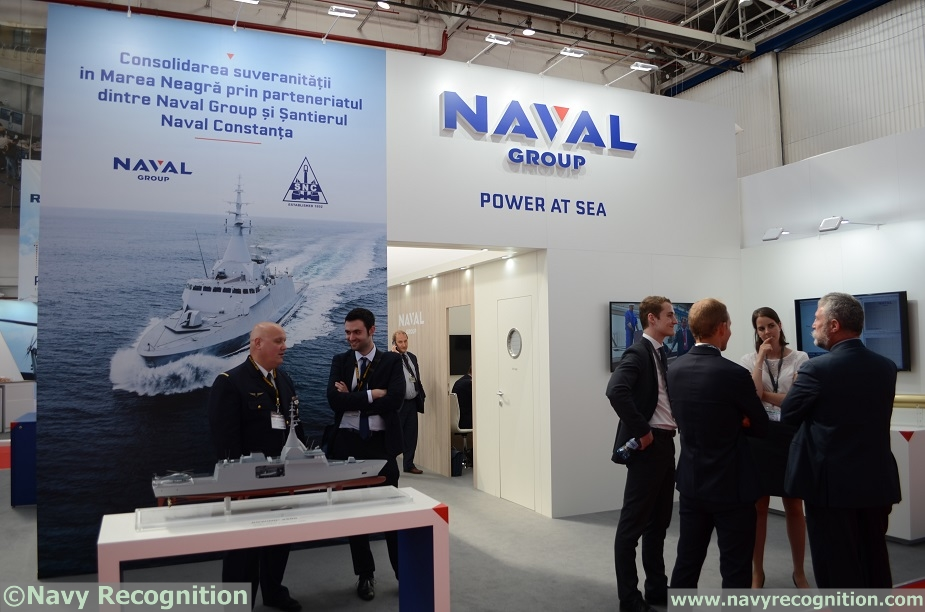 BSDA Naval Group Partnering with Romanian Shipyard SNC for Gowind Corvettes 1
