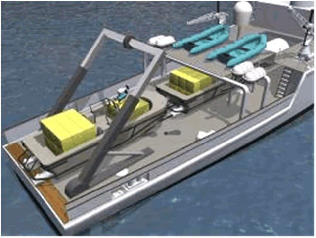 First Unmanned Minesweeping System Handed Over to Royal Navy 3