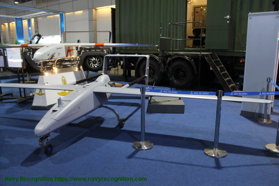 Thailand to purchase RTAF U 1 UAS for its Royal Navy 925 001