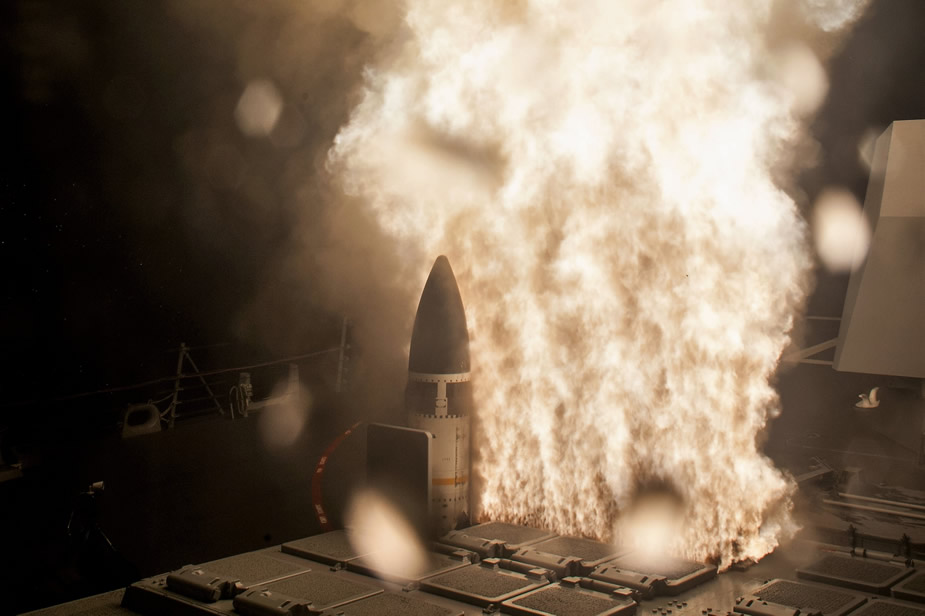 U.S. Successfully Conducts BMD Test with SM 3 Block IIA Aegis Baseline 9.C2