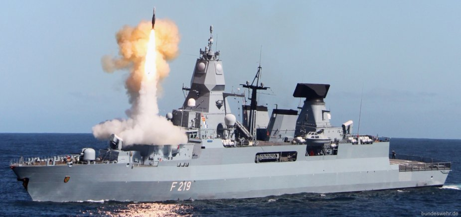 Germany to acquire new radars for Sachsen class air defense frigates 002