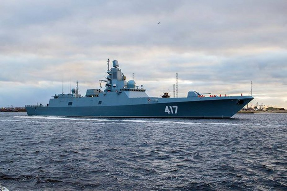 Russian Navy develops weapon that can make attackers hallucinate, vomit