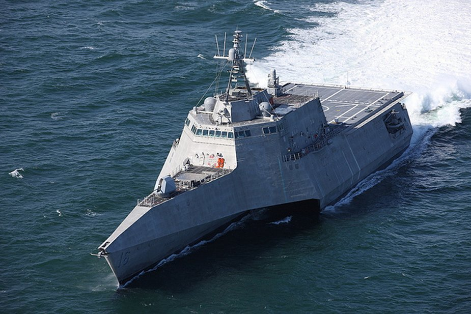US Navy to commission LCS Tulsa