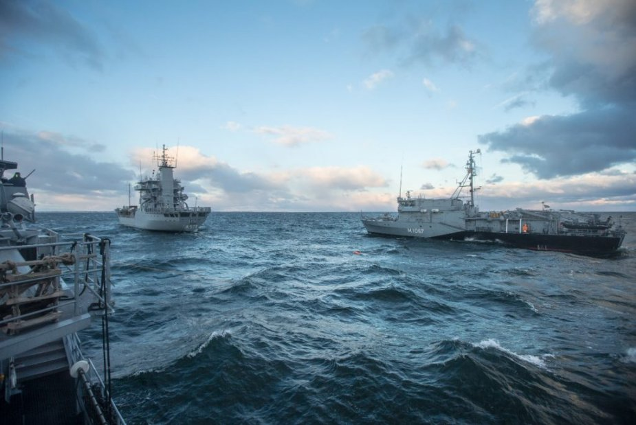 Baltic Mine Countermeasures Squadron to gather in the Baltic Sea in May