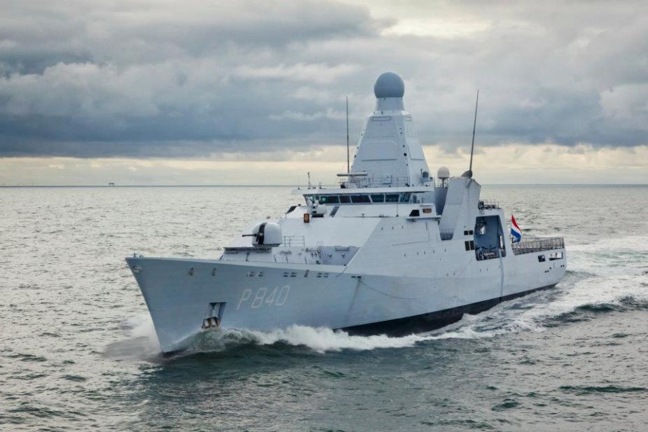 Eight International Naval Warships Will Be Displayed Along Dock at DSEI 2019 925 008