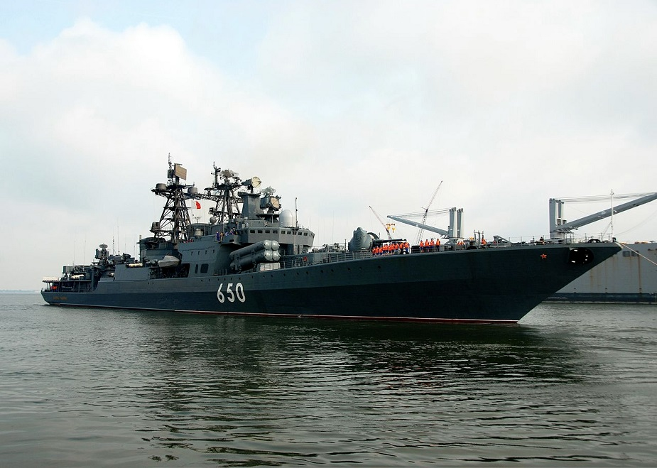 Russian Navy to focus on frigates submarines part 2