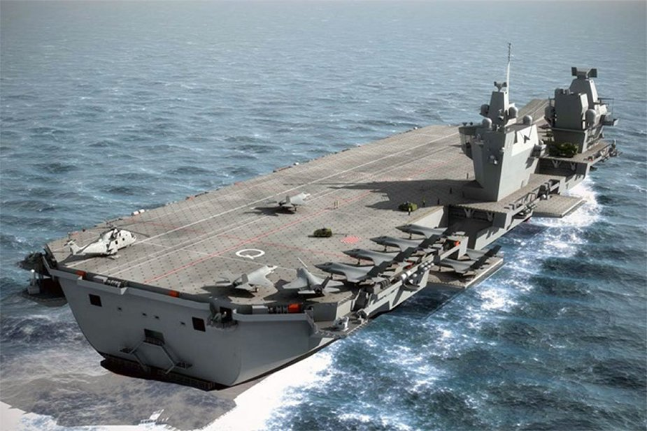 BAE Systems to provide mission system support to UK aircraft carriers 925 001