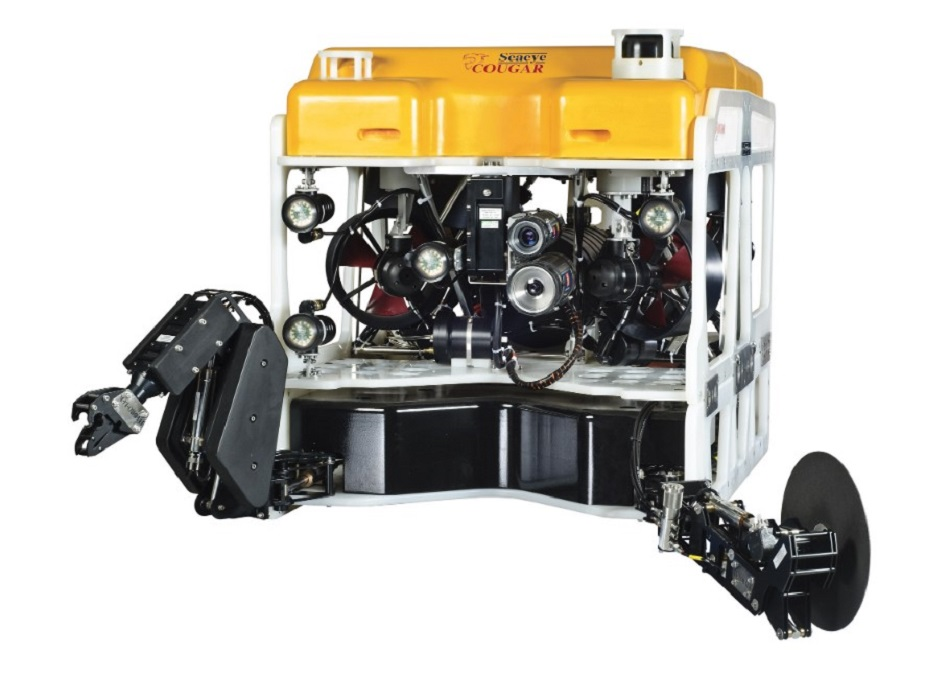New Zealand Navy Gets Cougar ROV Onboard HMZS Resolution