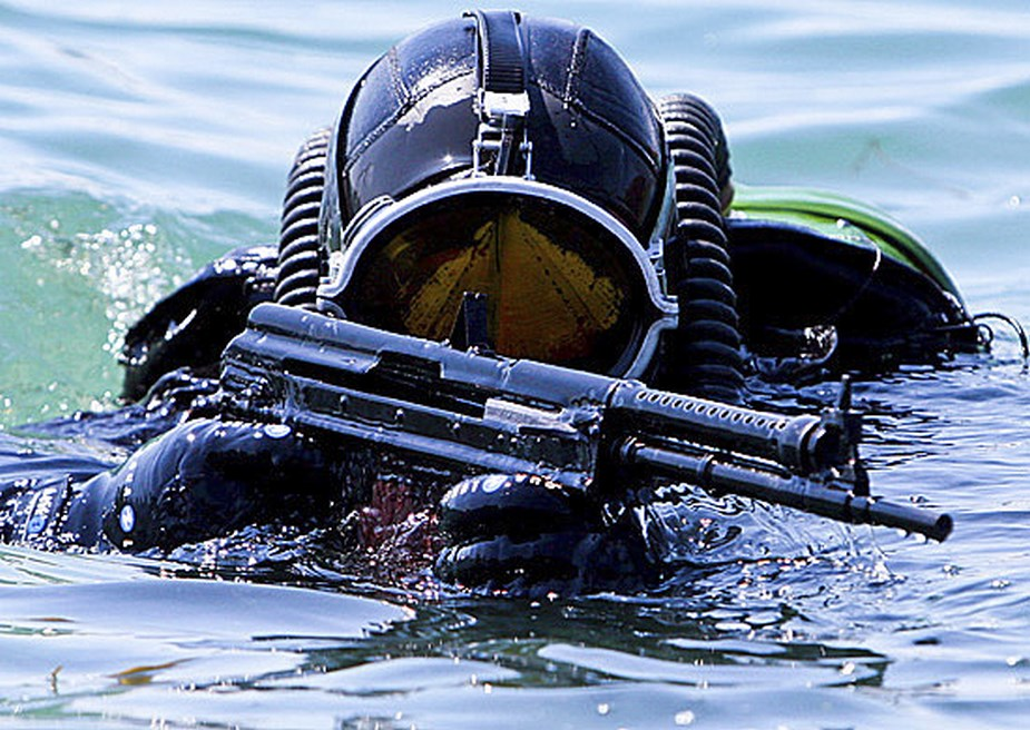 Russian Northern fleet launches new training facility for commandos