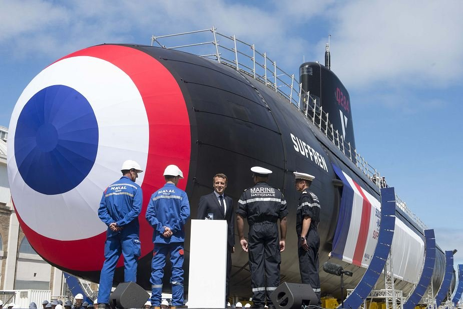 Suffren a few figures about the newest SLBM submarine of the French navy