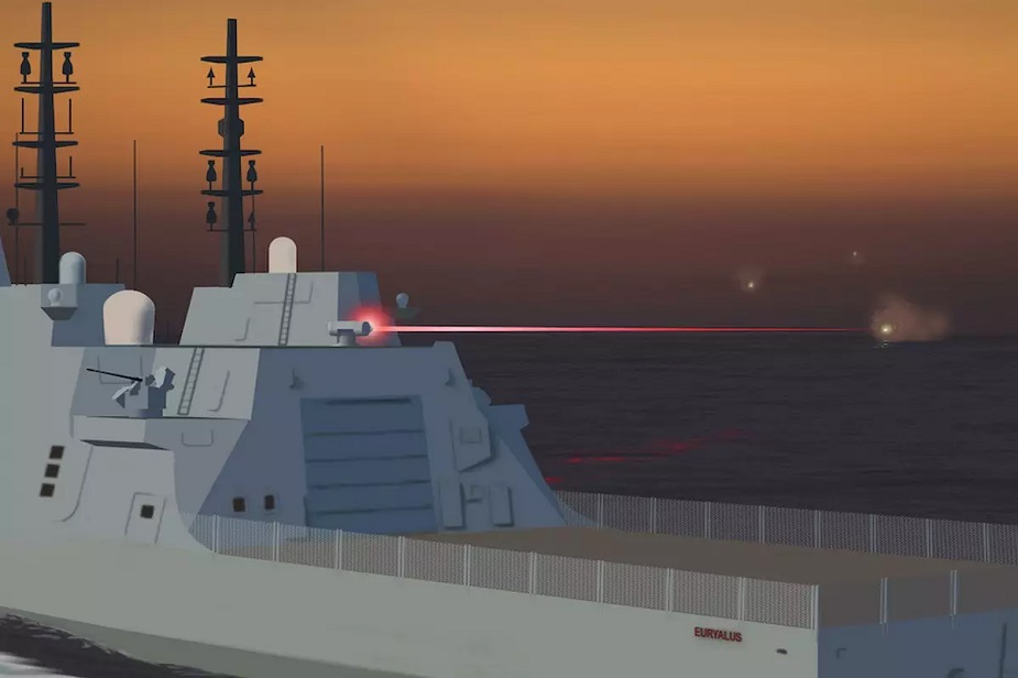 UK MoD to develop cutting edge laser and radio frequency weapons2
