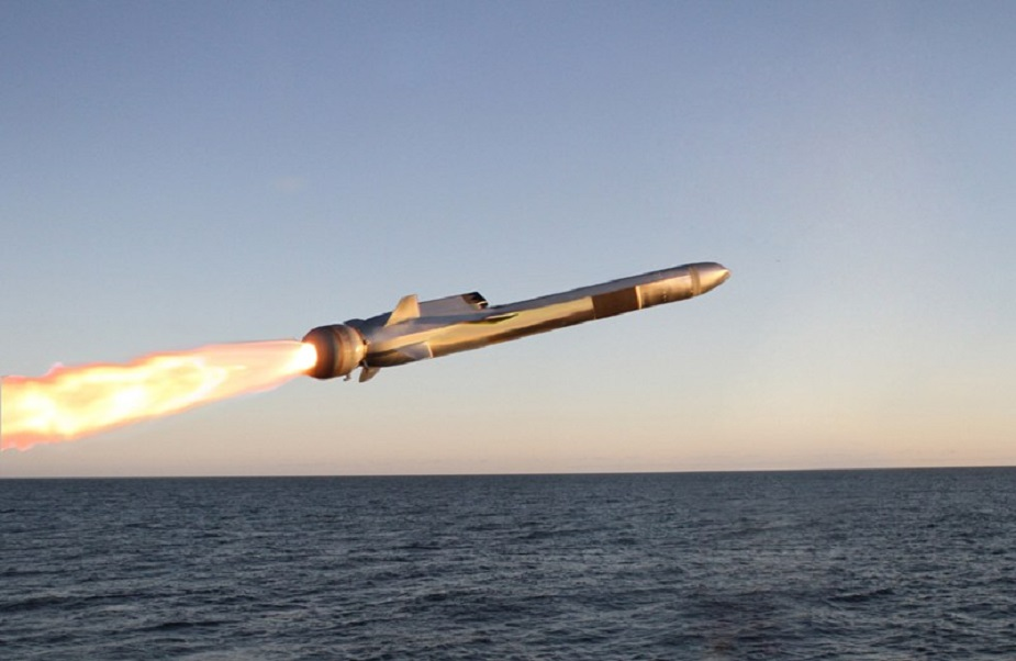Raytheon will provide US Navy with Naval Strike Missiles