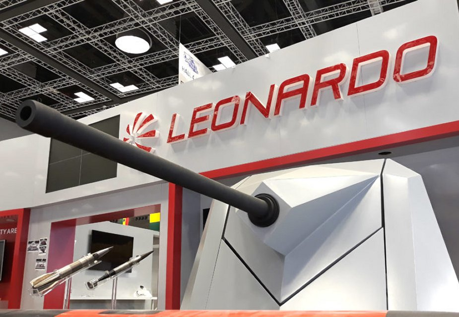 Video review about naval gun systems manufactured by leonardo 925 001