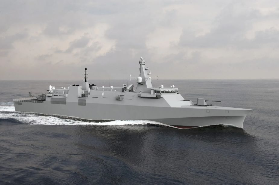 Babcock Team 31 will deliver Arrowhead 140 Type 31 frigates to British Royal Navy 925 001