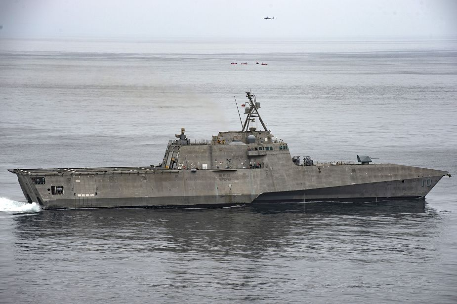 US Navy to deploy USS Gabrielle Giffords littoral combat ship armed with new Naval Strike Missile 925 001
