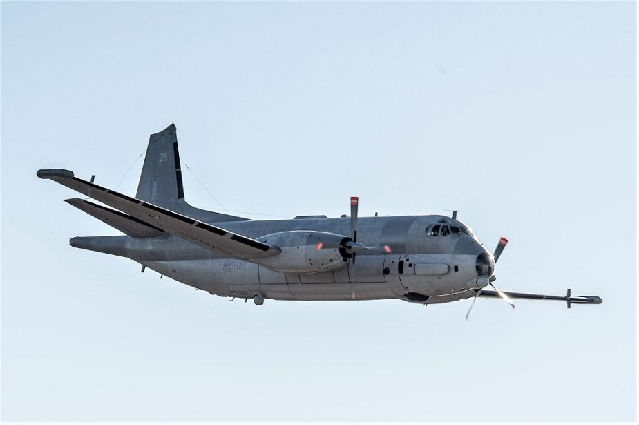 French Navy Receives Third Upgraded ATL2 Maritime Patrol Aircraft 925 003