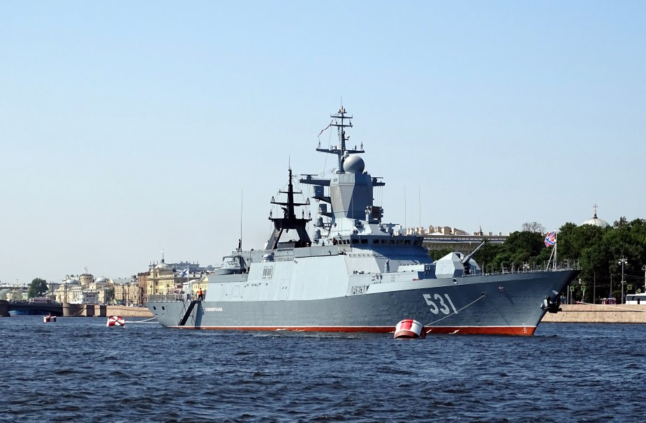 Russia is developing vertical take off and landing drones for naval ships 925 001