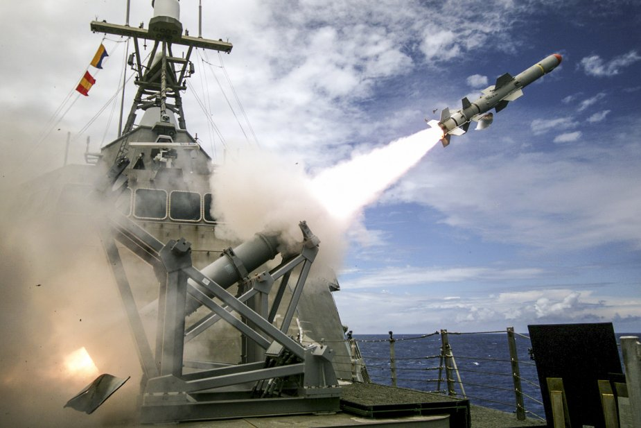 Taiwan wants to purchase U.S. Arms with New Harpoon Anti Ship Missile 925 002