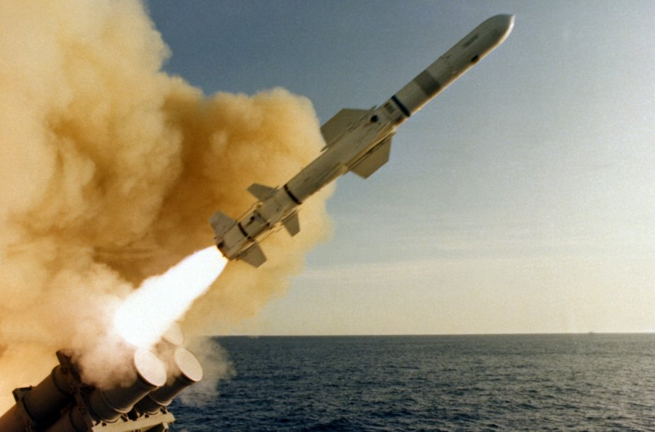 Taiwan wants to purchase U.S. Arms with New Harpoon Anti Ship Missile 925 003