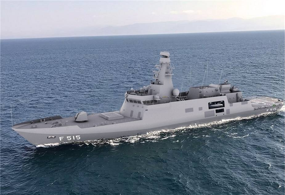 First I Class or Istanbul class frigate of MILGEM project will be launched in 2020 925 001
