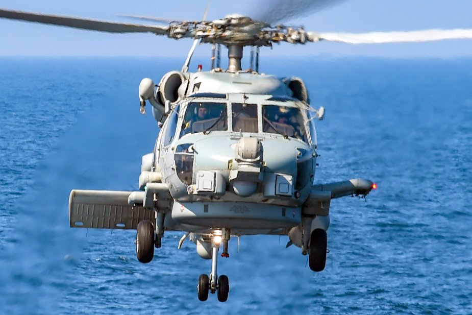 Indian Navy to receive first Sikorsky MH 60R Seahawk helicopters in 2020