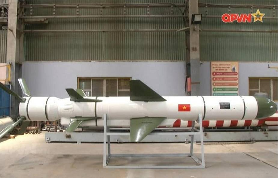 Vietnam unveils its new VCM 01 anti ship cruise missile 925 001