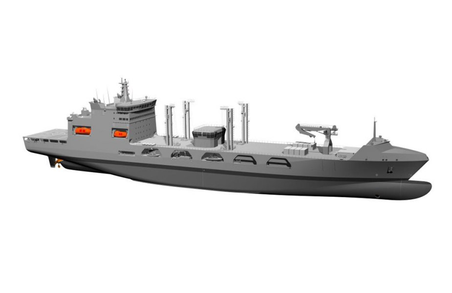 India signs deal with Turkeys TAIS Shipyards for five fleet support vessels 925 002