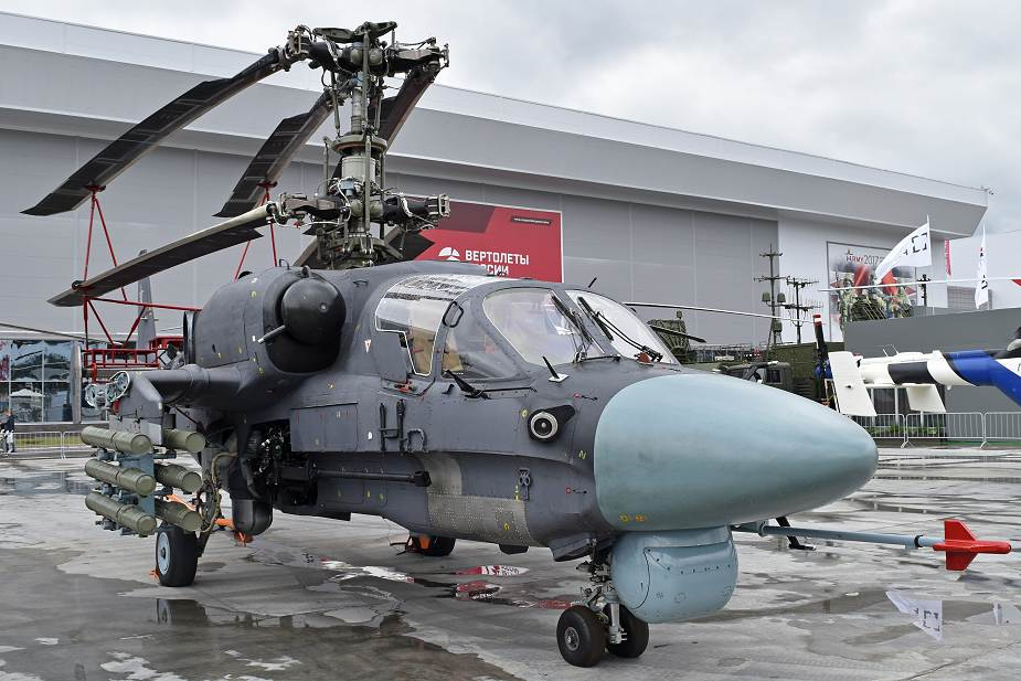 Russia designs new seaborne helicopters Analysis 1 2 925 002
