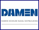 Damen Schelde Naval Shipbuilding (DSNS) is part of the Damen Shipyards Group, a globally operating company with more than 35 owned shipyards and numerous partner yards around the world.