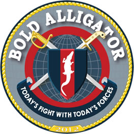 Bold Alligator 2012