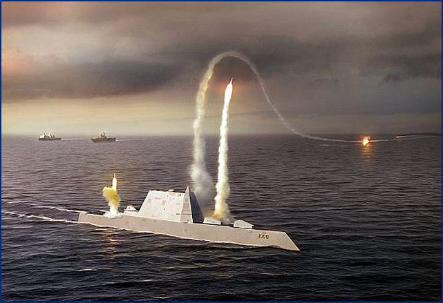 The long range land attack projectile (LRLAP), designed for the DDG 1000 Advanced Gun System, successfully completed two live-fire tests at the White Sands Missile Range in New Mexico, the Navy announced Sept. 22.