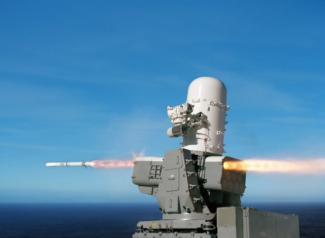 The U.S. Navy completed a series of test shots using Raytheon Company's SeaRAM anti-ship missile defense system, taking out several targets in a variety of scenarios that mimic today's most advanced threats to naval ships, the defense giant announced today at Sea Air & Space 2016 exhibition.