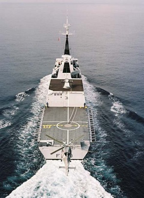 The French Navy's La Fayette Class multipurpose stealth frigates were developed and built by DCNS. The French Navy awarded DCNS the contracts to construct the La Fayette (F710), Surcouff (F711) and Courbet (F712) frigates in 1988, and Aconit (F713) and Guepratte (F714) in 1992