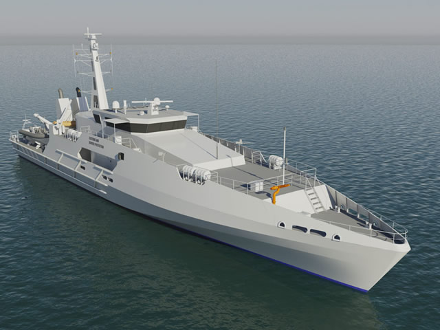 Austal will be showcasing its ships, systems and support offerings on its stand at Euronaval, to be held in Paris from the 22 – 26 October 2012.