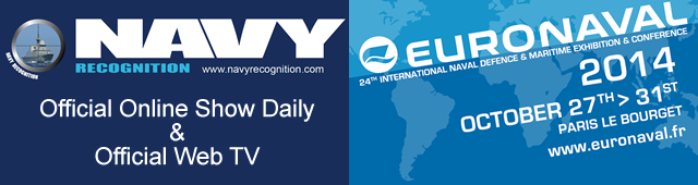 Navy Recognition is Euronaval 2014 Official Show Daily and Web TV
