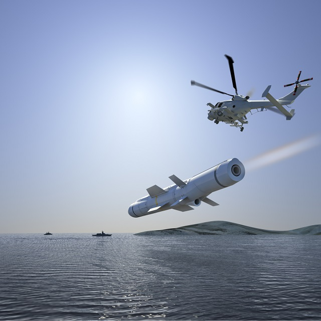 Sagem (Safran) announced today a contract with long-standing partner MBDA to develop and produce the infrared seeker for the upcoming light antiship missile, the ANL/Sea Venom, a joint French-British program launched within the scope of the Lancaster House treaty signed in November 2010.
