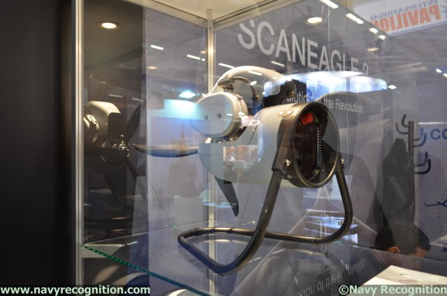 From its booth at the Euronaval Exhibition and Conference in Paris, Insitu announced today ScanEagle 2, the next generation of its revolutionary ScanEagle platform. Leveraging lessons learned from more than 800,000 operational hours, ScanEagle 2 provides increased payload power and expanded payload options, a more robust navigation system, better image quality due to a fully digital video system and a state-of-the-art, purpose-built propulsion system.