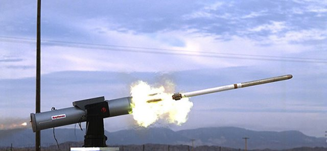 Raytheon and L-3 complete second successful firing of TALON Rocket Remote Weapon System