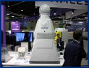 Thales presents its new integrated mast I-Mast 500 at EURONAVAL 2014