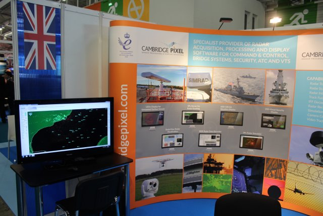 Euronaval Cambridge Pixel enhances Radar Tracking Software to support small target detection 640 001