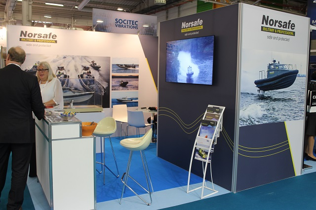 norsafe stand euronaval 2016