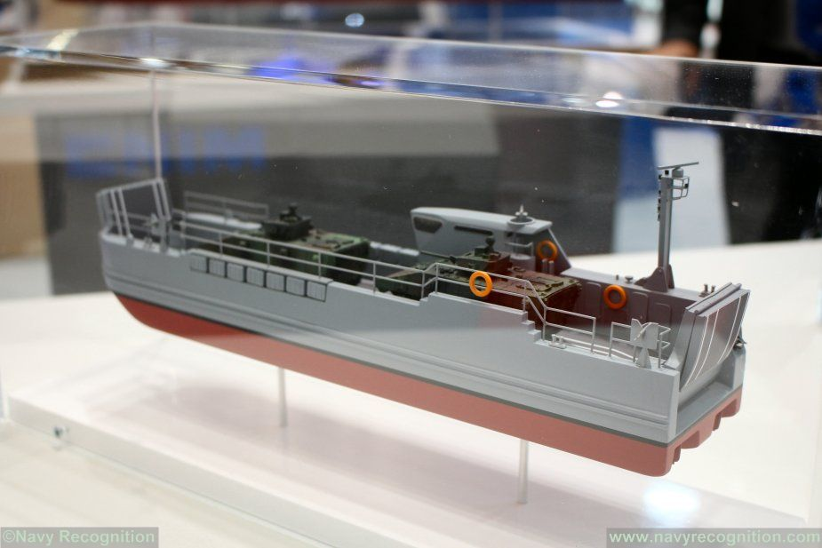 CNIM LCA launched at Euronaval 2018 001