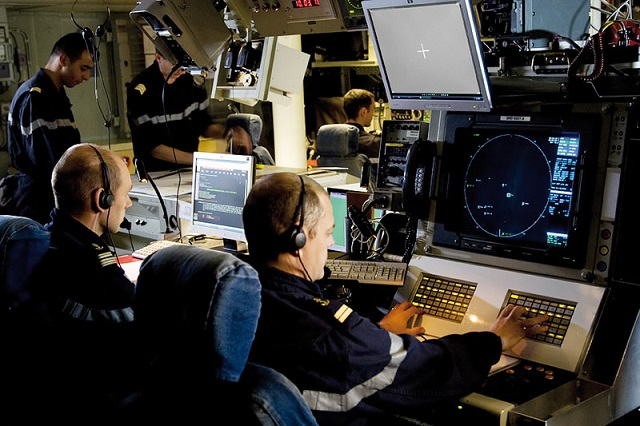 Euronaval 2018 French Navy set to get its own Cooperative Engagement Capability CEC 2