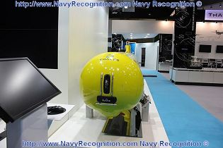 Asemar Thales AUV Autonomous Underwater unmanned vehicle technical data sheet specifications information description pictures photos images video intelligence identification Thales France French navy maritime naval defence industry technology